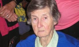 Despedida de Hermana Dorotea Stevenson