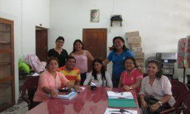 Despedida : Colegio Fe y Alegría N°46 – Iquitos